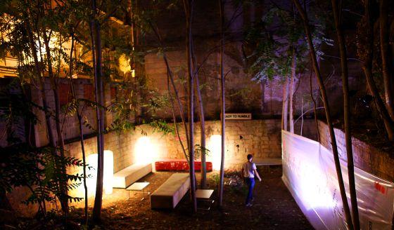El centro hist rico de valencia muestra al p blico toda su for Cafe el jardin centro historico