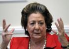 Protección de datos respalda que se filtraran facturas de Rita Barberá