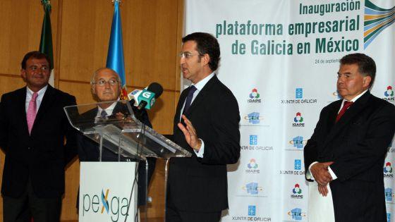 La xunta cerrar varias de las oficinas en el extranjero for Oficina xunta de galicia