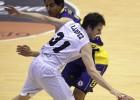 Bilbao Basket gana donde debe