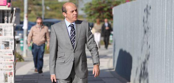 El abogado y presidente del Sevilla C. F., José María del Nido.