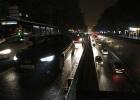 La huelga del alumbrado público causa numerosos cortes de luz