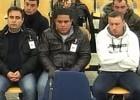 12 acusados plantan el juicio a la mayor banda de narcos de Galicia