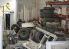 Detenida una banda que robaba y desguazaba camiones en Valencia