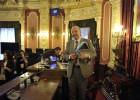 Las peleas internas impiden gobernar la tercera ciudad gallega