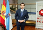 """Feijóo: """"Galicia y España salen poco a poco de su convalecencia"""""""