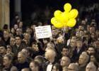 Las víctimas del metro confían en Europa