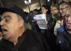Más de 700 personas protestan contra la subida del transporte