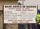 La plantilla de la base de Morón pide a Rajoy que garantice el empleo