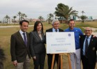 Elche inaugura una escuela de golf privada construida en suelo público
