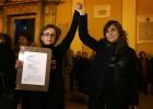 """""""Sí se puede"""", celebran las víctimas del metro tras reabrirse el caso"""