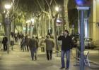 Trias frena la reforma de la Rambla del Poblenou por oposición vecinal