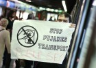 Crece la protesta contra el 'tarifazo'