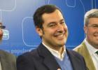 """El PSOE recibe a Moreno con duras críticas por su """"falta de autonomía"""""""