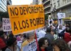 La Comunidad Valenciana cae en el pozo de la pobreza