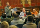 Bildu afianza un plan participativo que no convence a la oposición