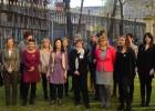 Parlamentarias de PNV, EH Bildu y PSE, contra la ley de Gallardón