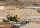 EU denuncia un vertedero ilegal con amianto en Foncalent