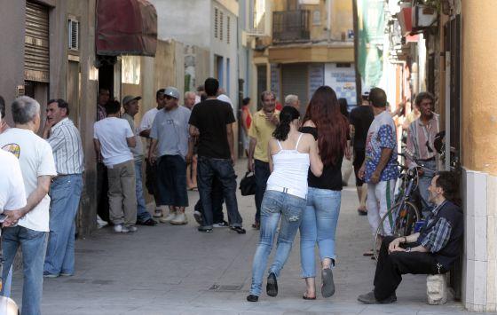 zona prostitutas alicante putas chinas en madrid