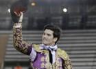 José Garrido, explosivo, conquista Valencia y sale por la puerta grande