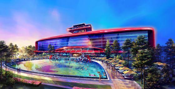 Ferrari Land se ubicará en Port Aventura.