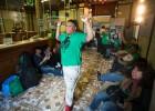La PAH lleva 12 días ocupando una oficina del BBVA en Sabadell