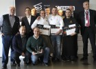 El Basque Culinary Center premia la trayectoria del Rodero