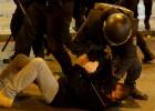 Sindicatos policiales piden ceses en la cúpula por disturbios