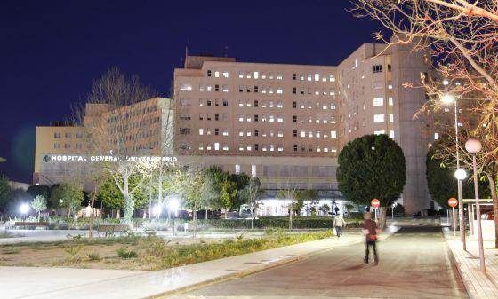 Hospital General Universitario de Alicante.