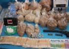 Desmantelado en una casa de Vilanova un laboratorio de heroína