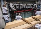 El padre de Cabacas pide al Gobierno vasco igual apoyo que al desaparecido Hodei