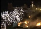 Cullera fireworks show that ended in brush fire went ahead despite ban