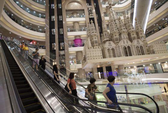 Gaudí 'florece' en Hong Kong
