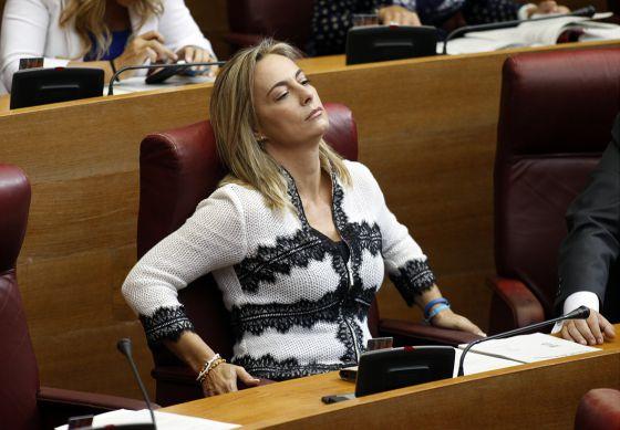 Castedo deja su escaño en las Cortes para hacerse fuerte en Alicante