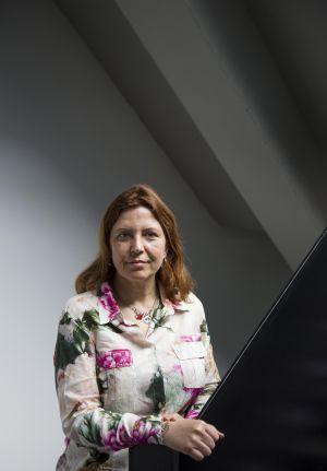 La profesora Rosabel Roig.