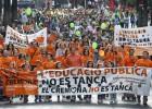 La escuela pública valenciana no se rinde