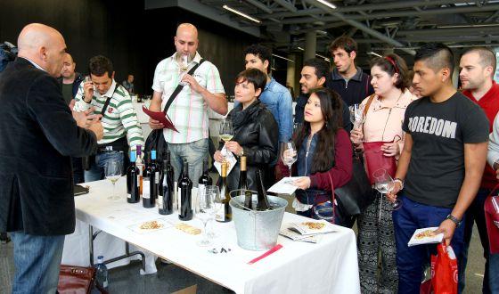 Portugal principal novedad en el xvi sal n bizkai vinos - Vinotecas en bilbao ...