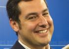 Sanz dejará su escaño en el Senado a Moreno tras las europeas