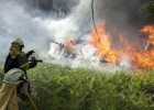 """Feijóo justifica en """"razones climatológicas"""" el retrasar medio mes la campaña contraincendios"""