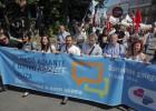 """Miles de personas reclaman que el gallego dé un paso """"adelante"""""""
