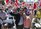 Valenciano aboga por una Europa que defienda a las mujeres
