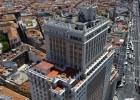 Un enorme centro comercial y 300 pisos de lujo en el edificio España