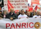 Los trabajadores de Panrico deciden mantener la huelga