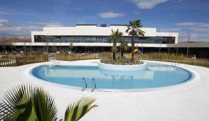 Villafal, en Paracuellos del Jarama, está pensado como un centro de lujo para enfermos de alzhéimer y familiares.