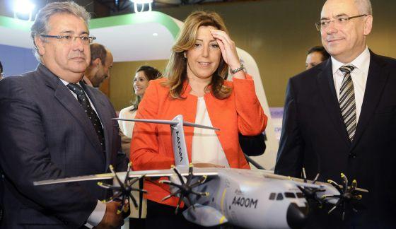 Airbus pide un pacto nacional para apoyar al sector aeronáutico