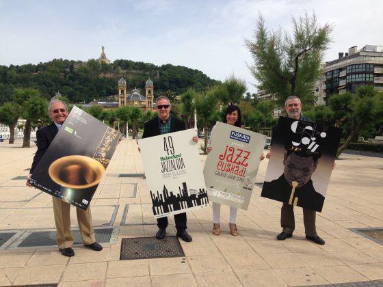 El jazz, atractivo turístico de Euskadi