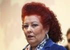 Consuelo Ciscar, esposa de Blasco, pagó la fianza del exconsejero