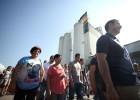 Panrico manda a los huelguistas de vacaciones tras ocho meses de paro