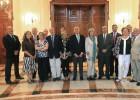 Cónsules de 15 países visitan la subdelegación del Gobierno