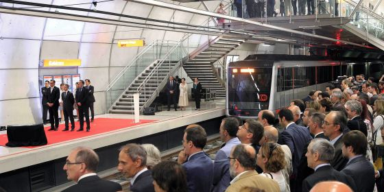 Metro de Bilbao | Introducción e información 1403956342_801459_1403956633_noticia_normal